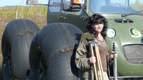 Принципы потомственнойзащитницы болот Нины Тановицкой, которая в детстве хотела стать писательницей