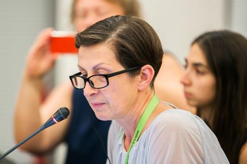 Татьяна Новикова: «Проведение стресс-тестов не доказывает безопасность атомных электростанций»