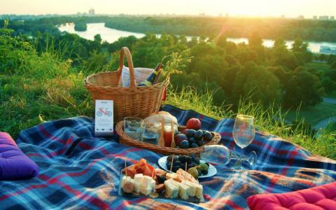 Как провести пикник экологично
