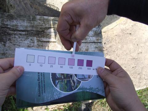 «Два года назад я мог продавать воду!»: Как Зелёный дозор искал нитраты на Витебщине