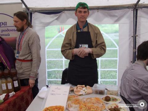 Молодой повар собирается открыть в Витебске первый вегетарианский общепит