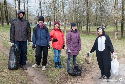 Непогода как испытание: в Беларуси стартовала акция «Зробiм!»