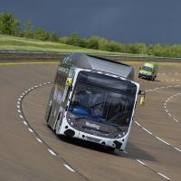 Автобус на топливе из навоза разогнался до рекордной скорости