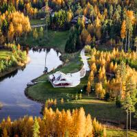 Латвийский миллионер построил «Город солнца» (фото)