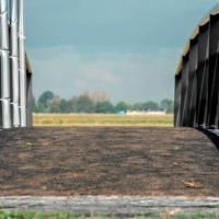 Голандцы тестируют асфальт из соломы