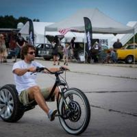 Электрический скутер Chop-E: 600 км за 1 евро