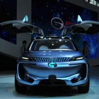Китайский гибридный автомобиль GAC WitStar замахнулся на лавры Tesla и Google