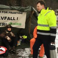 Защитников фьорда спасли от многомиллионных исков