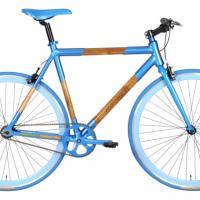 Амерыканская кампанія Greenstar Bikes выпусціла новы эка-ровар з бамбуку і перапрацаванага алюмінія