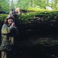 История эколога и «ведьмы» Симоны Коссак, прожившей 30 лет в Беловежской пуще (фото)