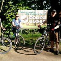 Соловьиные велопрогулки по загадочным уголкам Минска