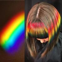 Стиль от природы. Американская визажистка создает прически под цвет окружающего мира