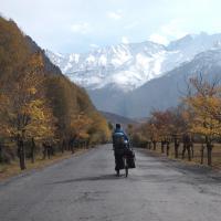 Беларус, объехавший Азию на велосипеде: «Я показал, насколько такие путешествия доступны»