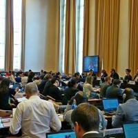 На встрече по Орхусской конвенции в Женеве раскритиковали нарушение прав человека в Беларуси