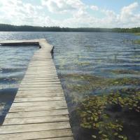 В заказнике «Сорочанские озёра» впервые за много лет власти встретились с общественностью