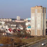 Из-за строительства высоток на Васнецова-Плеханова часть сквера отберут под автостоянку, а воздух станет грязнее