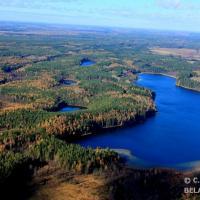 Строительство православной церкви — экологическая катастрофа для озера Болдук