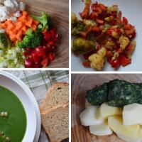 VeganFood: Пасля навагодняга балявання — крэм-суп харчо з гароднінай