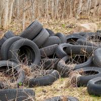 С падением цены на нефть переработка пластиков и шин стала менее рентабельной