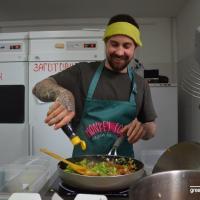Гость «Кухни 12 обезьян» австралиец Вильям Джирайа: «Веганство — мой путь к состраданию»
