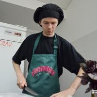 Гости «Кухни 12 обезьян» минчане Ростислав и Екатерина: «Растить ребёнка-вегана нужно без фанатизма»
