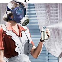 Средства для уборки вредят лёгким так же, как сигареты