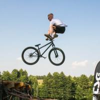 Велослёт на хуторе Шабли: танцы, мультфильмы и лекции о велодвижении (фото)