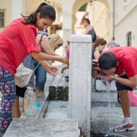 Вот это борьба с пластиком! Мэр Лондона планирует установить по всему городу питьевые фонтанчики