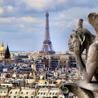 В Париже объявлен оранжевый уровень опасности из-за жары (обновлено)