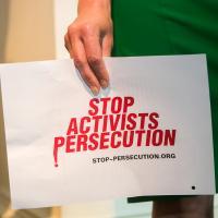 На встрече сторон Орхусской конвенции признали факт преследования антиядерных активистов в Беларуси