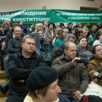 Жители Сельхозпосёлка взбунтовались против чиновников: «Когда начнут сносить дома? Сколько вы будете нас мучить?»