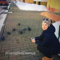Гомельчанка запустила флешмоб поддержки брестчан в борьбе против строительства завода