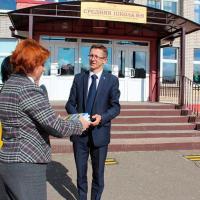 «Балтика начинается здесь!» В Барановичах создают два информационных центра о воде