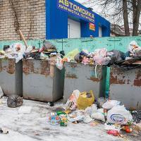 Ситуацию с мусором обещают улучшить: в Минске заработает единый оператор по вывозу отходов