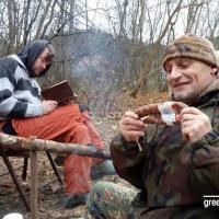 «На Ласася»! Тартак, Быстрица и балтийский лосось в ручьях Беларуси
