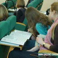 У Мiнску пачаліся заняткі па экалагічным менеджмэнце  (фота, відэа)