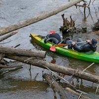 Бизнесмены на каноэ очистят от мусора Ислочь и Западную Березину