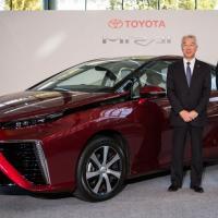 Toyota инвестирует более $160 млн в производство автомобилей с водородными двигателями
