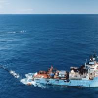 Установка Ocean Cleanup не может удержать океанский мусор
