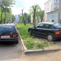 ГАИ проводит экорейд «Я паркуюсь, как…» в Минске