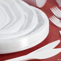 В ЕС достигли согласия о запрете одноразовых пластиковых изделий