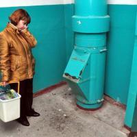 Грязь, зловоние? крысы. Будут ли в Витебске заварены мусоропроводы?