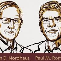 Нобелевскую премию по экономике вручили за интеграцию изменений климата в долгосрочный макроэкономический анализ