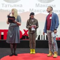 «Нам наплевать на твоё мнение!» - говорят мне здания. В Минске состоялся второй TEDxMinskSalon