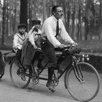 Германия планирует, что к 2020 треть поездок граждан будут велосипедными