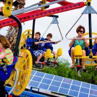 5 самых экологичных парков развлечений