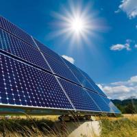 В Германии солнечные батареи впервые выработали столько же энергии, сколько АЭС