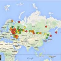 «Гринпис» создал карту «Мусор в твоём городе»