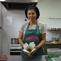 Елена Самсонова, гостья «Кухни 12 обезьян»: «Люди не верят, что еда может быть вкусной, простой и недорогой»