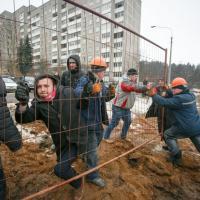 Экологическая общественность призывает приостановить строительство в Куропатах!